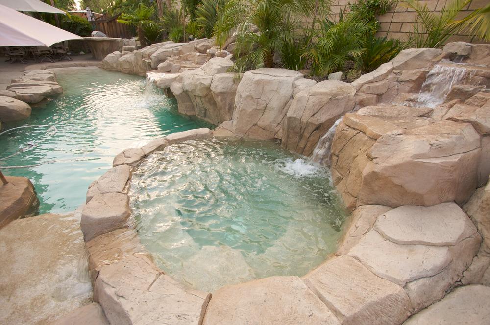 Conceptualize custom pool design