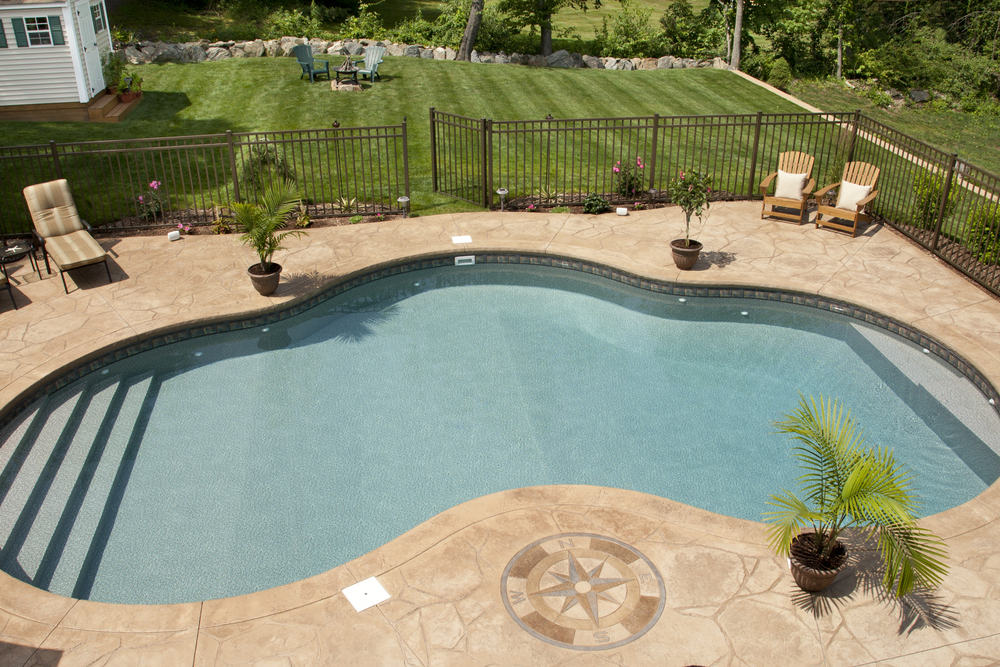 Choosing Material For Your Pool Surround