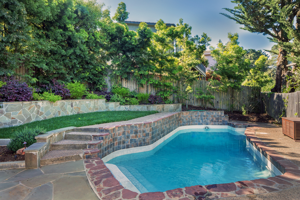 Maximize Backyard Relaxation with a Small Pool