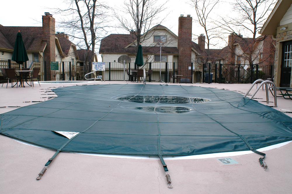 A Guide to Winter Pool Covers