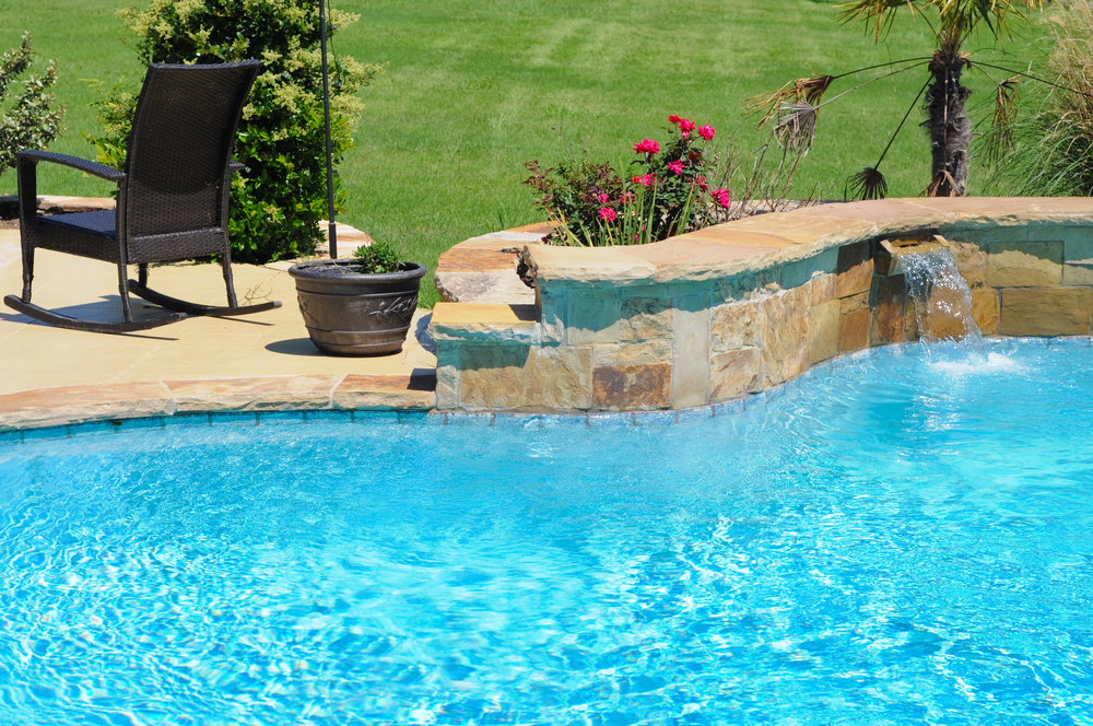 upgrade the ambiance of your pool