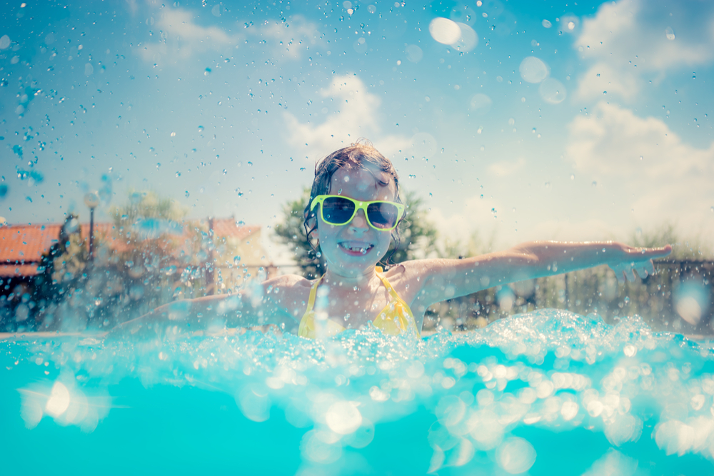 Child-Proofing Your Pool