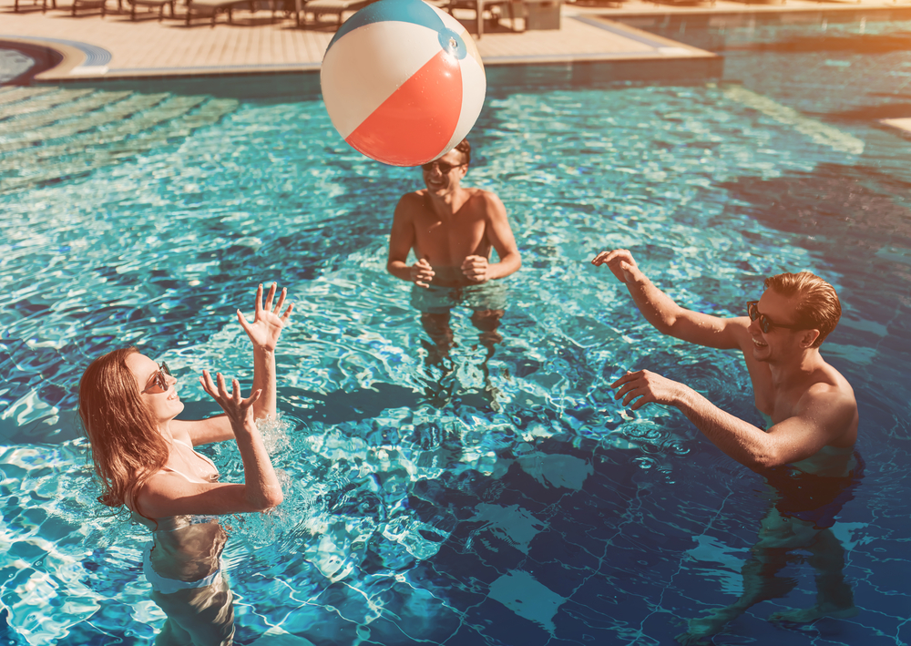 Our Favourite Family Pool Games