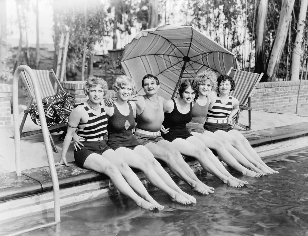 A Brief History of In-Ground Swimming Pools