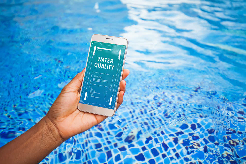 control your pool remotely with hayward pool products