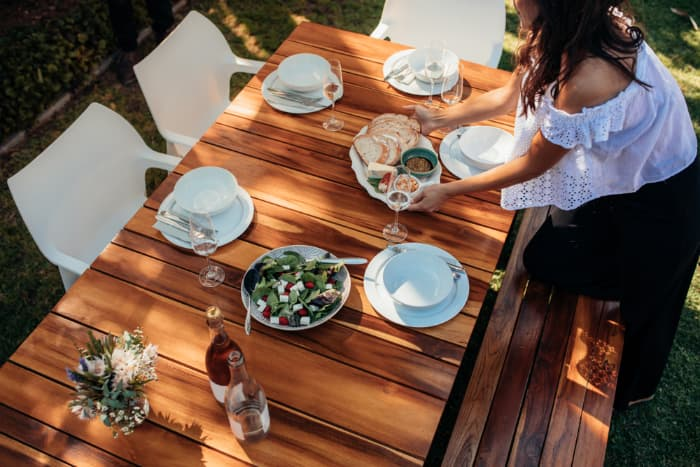 Why Outside Dining Areas are so Popular