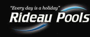 Rideau Pools Logo