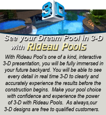 see your dream pool in 3d