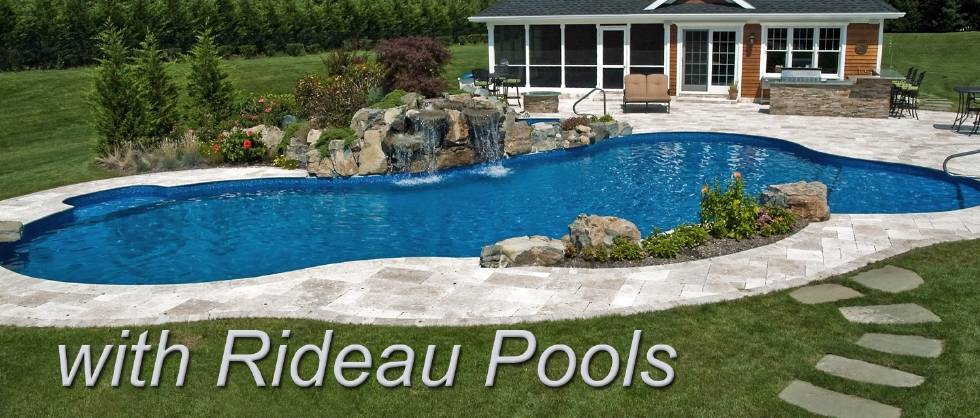 ...With Rideau Pools